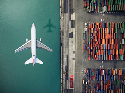 Airports & Seaports